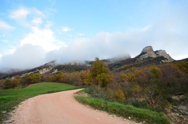 strada di montagna