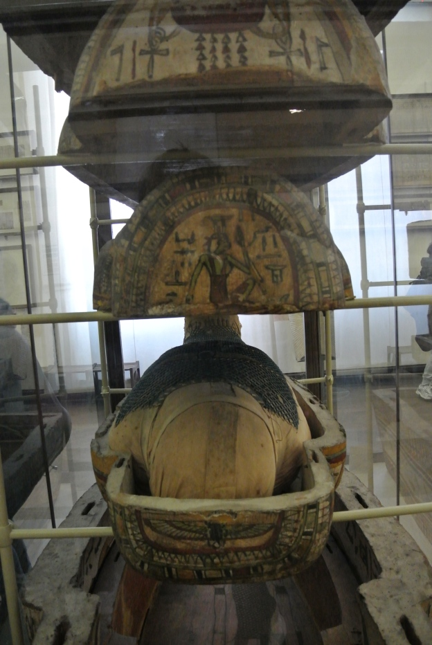 Ed anche il museo egizio è un must di una gita a Torino...
